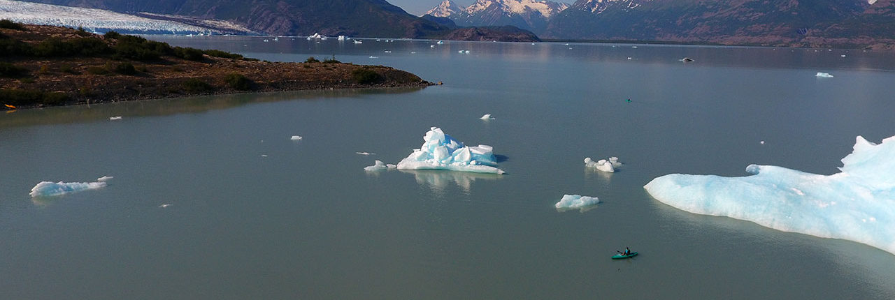 Iceberg Tour - Kayaking