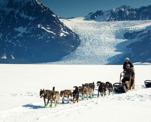 Knik River Lodge glacier tours